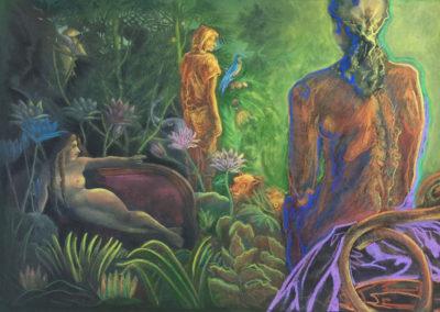Self Portrait with Rousseau