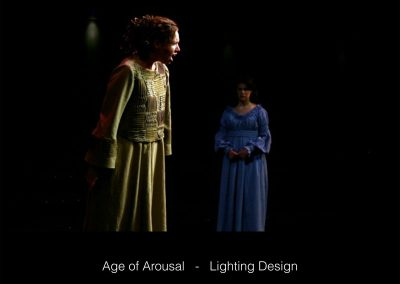The Age of Arousal
